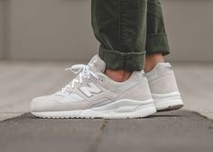acheter basket New Balance M530AW Light Grey (grise) Perforated (1)