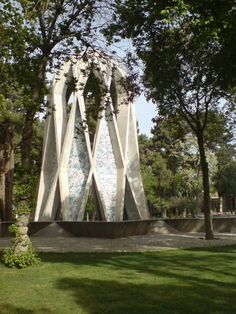 Khayyam Mausoleum ( Nishapur )