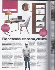 FGV Design na Time Out!