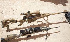 PGM Hecate II Cal. 50 M14 Sniper 308. Rem.