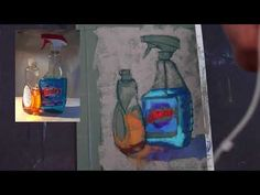 How to Paint a Still Life in Pastel #4 - YouTube