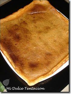 Mi dulce tentación: Tarta de Queso al Horno