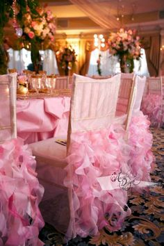 Fabulous Wedding Chair Covers for Your Wedding Chair Decorations : Pink Angel Wedding Chair Covers. Hair Covers and Linens,Plastic Chair Covers,Tablecloths for Weddings,Wedding Chair Decorations,White Chair Covers Engagement Decorations, Wedding Decorations, Wedding Centerpieces, Pink Party Decorations, Quince Decorations, Wedding Arrangements, Decor Wedding, Floral Arrangements, Rustic Wedding