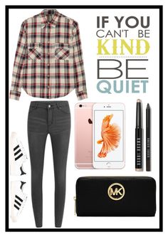 """""""#204 fashion"""" by xjet1998x ❤ liked on Polyvore featuring Étoile Isabel Marant, Cheap Monday, adidas, MICHAEL Michael Kors and Bobbi Brown Cosmetics"""