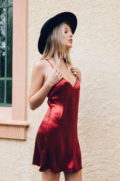 1999 Slip Dress | Ruby - Women's Clothing & Fashion Online – Style Addict
