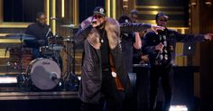 "Watch Wu-Tang Clan, the Roots Play 'My Only One' on 'Fallon'  ||  Members of the Wu-Tang Clan dropped by The Tonight Show Friday to perform their 'Saga Continues' track ""My Only One"" with help from the Roots. http://www.rollingstone.com/music/news/watch-wu-tang-clan-the-roots-play-my-only-one-on-fallon-w508971?utm_campaign=crowdfire&utm_content=crowdfire&utm_medium=social&utm_source=pinterest"