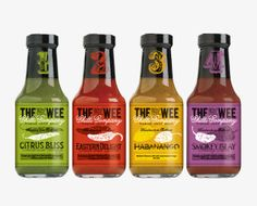 Wee Chilli Company (Concept) on Packaging of the World - Creative Package Design Gallery #packaging