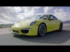2014 Porsche 911 Carrera S.   Mmmmmmm.... What a beauty in this color!!!