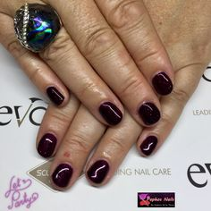 THE MAD GLAMOUR COLLECTION! PARTY POPPER!  A dazzling, glittery, purple shade. The perfect shade to help lift the winter blues. #partypopper #madglamourcollection #paphosnails #biosculpturebytheresa #kissonerganails #biosculpturecyprus #autumnwintercollection