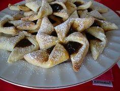 Another absolute favorite around the holidays... Homemade Finnish Joulutorttu