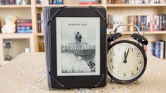 Parabellum. Prędkość ucieczki - czyli demony wojny według Remigiusza Mroza.