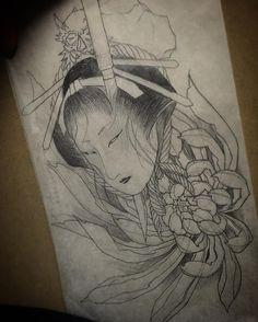 Illustrartion by Yoshio Honjo