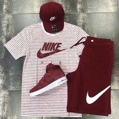 urban mens fashion looks stunning 44348 Cute Nike Outfits, Dope Outfits For Guys, Swag Outfits Men, Stylish Mens Outfits, Cute Comfy Outfits, Sport Outfits, Hype Clothing, Mens Clothing Styles, Nike Fashion