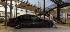 Mercedes E500 4Matic: Das Phantom der Oper