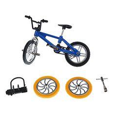 4775a37204 Dedo De Bicicletas De Montana Bicicletas Fixie Bmx Juguete Creativo Del  REGALO Azul  OFERTAS