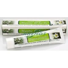 Toothpaste with pure mastic oil and bio chamomile without fluoride. Quality toothpaste with extra mastic and bio chamomile. With extra quantity of mastic for extra protection. A dental paste with pure mastic oil and organically grown chamomile. Dental Fluorosis, Tooth Sensitivity, Chios, Mouthwash, Natural Cosmetics, Homeopathy, Whitening, Herbs, Pure Products