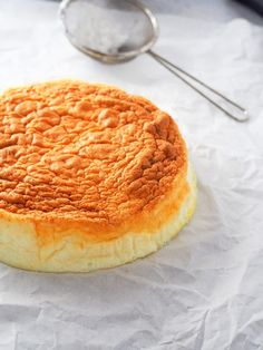 Want a cheesecake that's light and creamy with the right level of indulgence? try this condensed milk cheesecake and be delighted by its delicate texture. Condensed Milk Cheesecake Recipes, Condensed Milk Desserts, Light Cheesecake, Cotton Cheesecake, Arabic Dessert, Arabic Sweets, Arabic Food, Japanese Cake, Indian Dessert Recipes