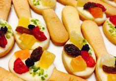 チョコもクッキーも楽しめて素敵な、スプーン部分をクッキーで作るレシピ。バレンタインの友チョコに♪