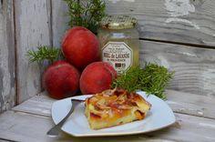 Un clafoutis qui à lui seul rassemble toutes les saveurs de la Provence! Servi…