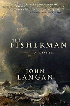 """Read """"The Fisherman"""" by John Langan available from Rakuten Kobo. In upstate New York, in the woods around Woodstock, Dutchman's Creek flows out of the Ashokan Reservoir. Steep-banked, f. Horror Fiction, Horror Books, Horror Stories, Horde, Woodstock, Good Books, Books To Read, Children's Books, Rivage"""