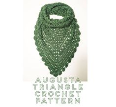 This is a Digital Download for the Carson City Triangle crochet pattern. This pattern was written and designed by myself, Dominique, at DominknitsCreations. ***THIS IS NOT A FINISHED PRODUCT*** To purchase the finished product, click this link...