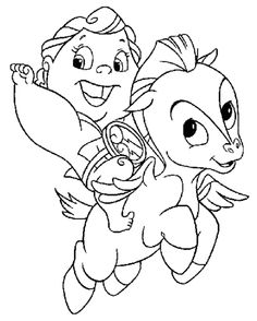 hercules coloring pages - Google Search