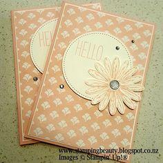 Angela Meiritz-Reid | Random Act of Kindness - June Blog Hop | Stampin' Up!