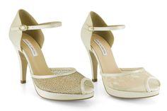 Ángel Alarcón zapatos de novia / wedding shoes