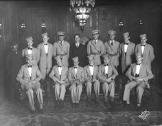 Orpheum Theater Ushers 1940's
