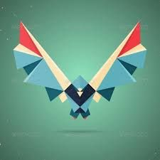 Kuvahaun tulos haulle origami bird