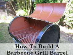 Backyard bbq grill diy how to build ideas Backyard Kitchen, Outdoor Kitchen Design, Backyard Bbq, Backyard Ideas, Backyard Games, Outdoor Kitchens, Diy Barbecue, Barbecue Sauce, Grill Barbecue
