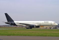 N262SR Boeing 757-256 Sudan Airways