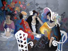 Isaac Maimon - Paintings by Isaac Maimon  <3 <3