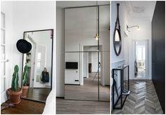DESIGN CONVERTIBILE: lo specchio contenitore.