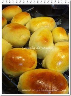 COZINHA DA MONICA: Pãozinho fofinho - APROVADA