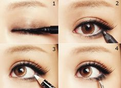 How to Apply Pencil Eyeliner Without Smudging Among the different types of eyeliners, it's the pencil variety that isn't popular among the novice makeup artists. This is because it takes longer to apply than the gel or liquid eyeliners. And there's always the tendency to smudge because no pencil eyeliners are a hundred percent waterproof. However, …