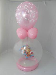 Le ballon cadeau!!!
