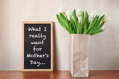 5 Things Your Mom Really Wants for #MothersDay