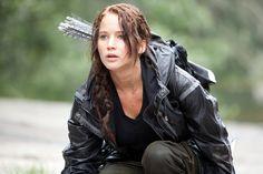 Katniss Everdeen a New Type of Woman Warrior #hungergames