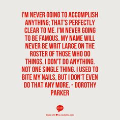 dorothy parker resume poem Dorothy parker (august 22, 1893 – june 7, 1967) was an american poet, short story writer, critic, and satirist, best known for her wit, wisecracks and eye for 20th.