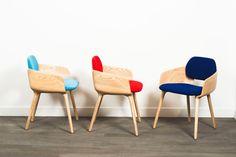 Salão do Móvel de Milão 2013: cadeiras - Casa e Decoração - UOL Mulher