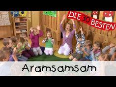 Aramsamsam - Singen, Tanzen und Bewegen || Kinderlieder - YouTube