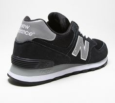 new balance 574 reflective pack - Mine are grey not black