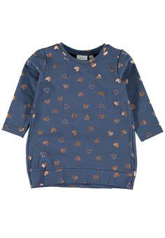 Jurken Name it NITKAYA - Korte jurk - vintage indigo Donkerblauw: € 21,95 Bij Zalando (op 7-9-16). Gratis bezorging & retournering, snelle levering en veilig betalen!