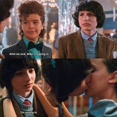 Omg lol it cast/stranger things funny quotes stranger things Stranger Things Season 3, Stranger Things Funny, Eleven Stranger Things, Stranger Things Netflix, Millie Bobby Brown, Best Tv Shows, Best Shows Ever, Don T Lie, Movies Showing
