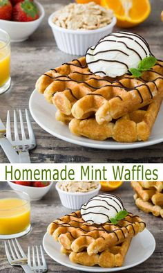 Best Homemade Mint W