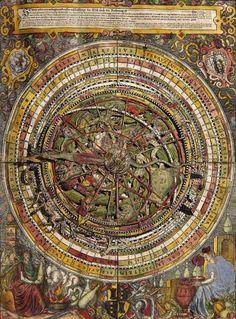 magictransistor:  Leonhard Thurneysser, Astrolabium, ca. 1575.