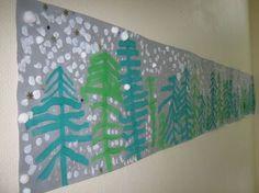 IMG_0346 Christmas Activities For Kids, Outdoor Blanket, Creative, Crafts, Voici, Images, Home Decor, Winter Ideas, Kindergarten