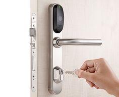 Cerradura Electrónica RFID Wireless + llave mecánica