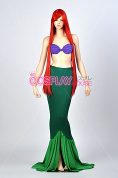 Ariel mermaid huge tits